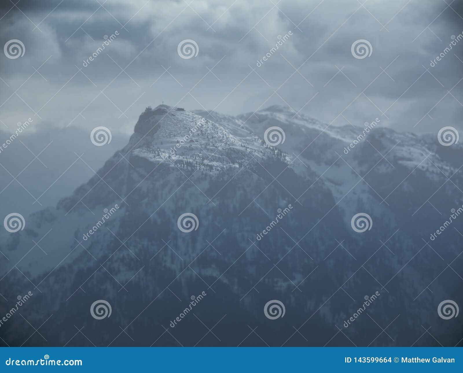 Berg hoogste kruis