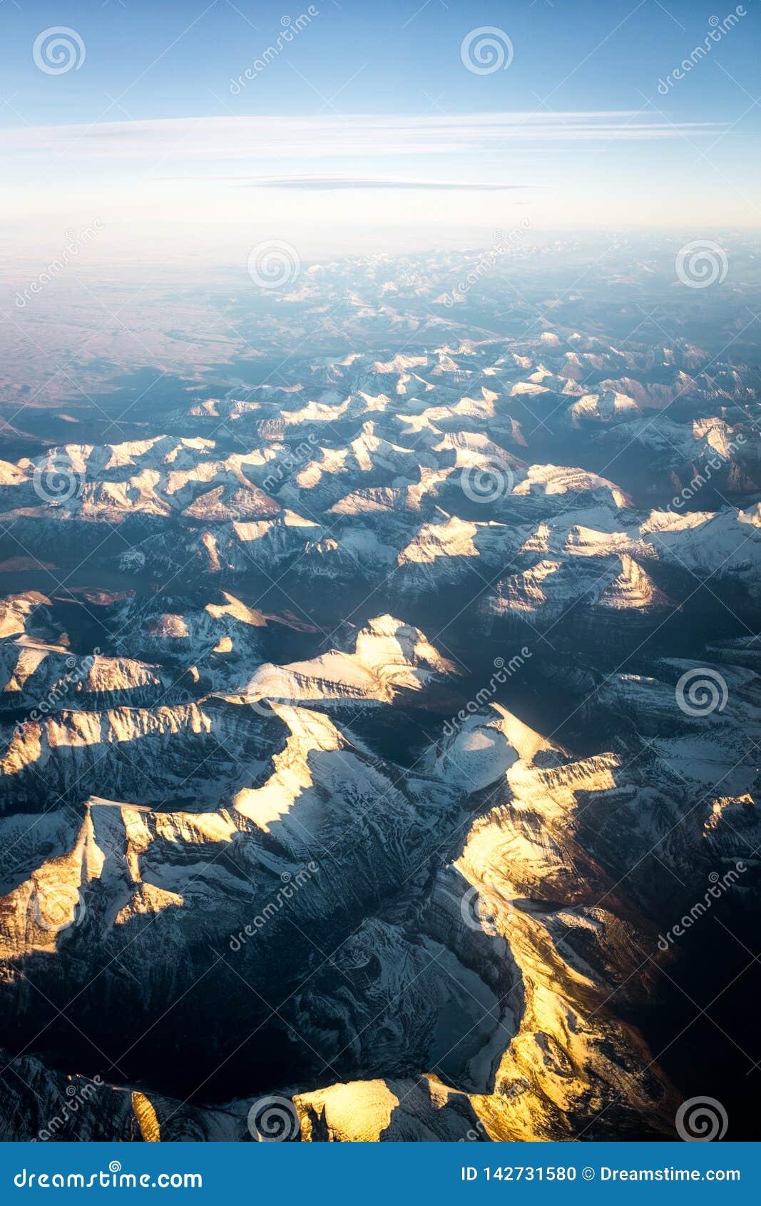 Berg i Utah
