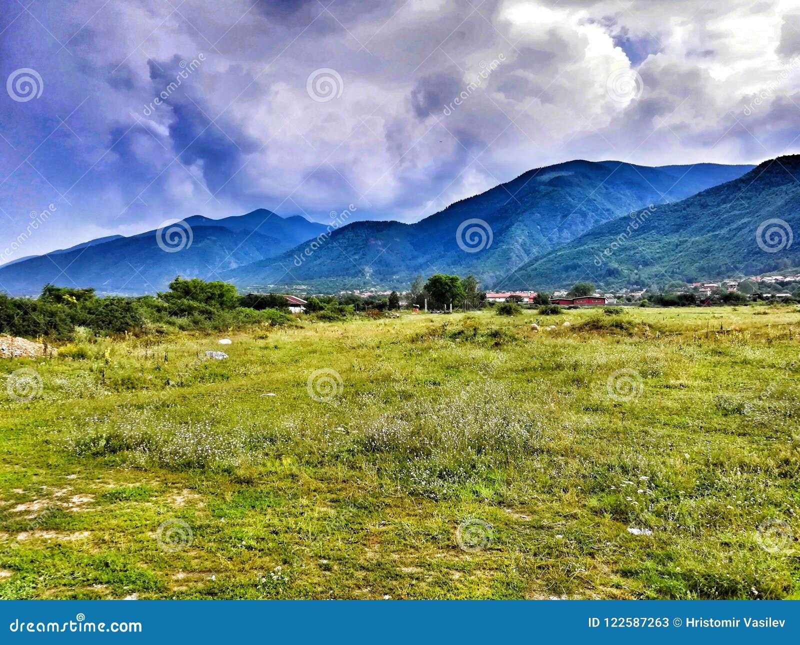Berg natur, Dupnitsa