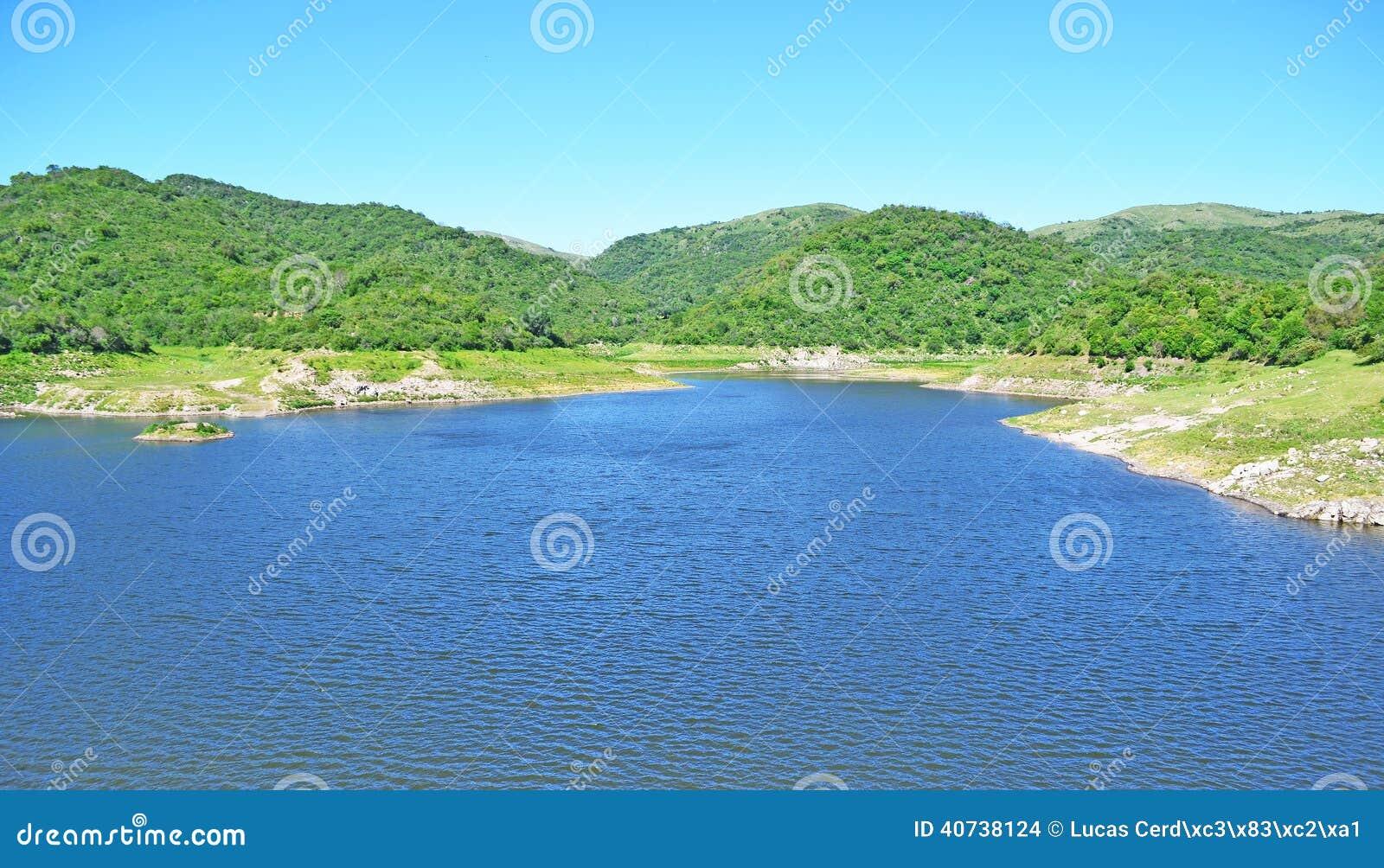 Berg och Lake