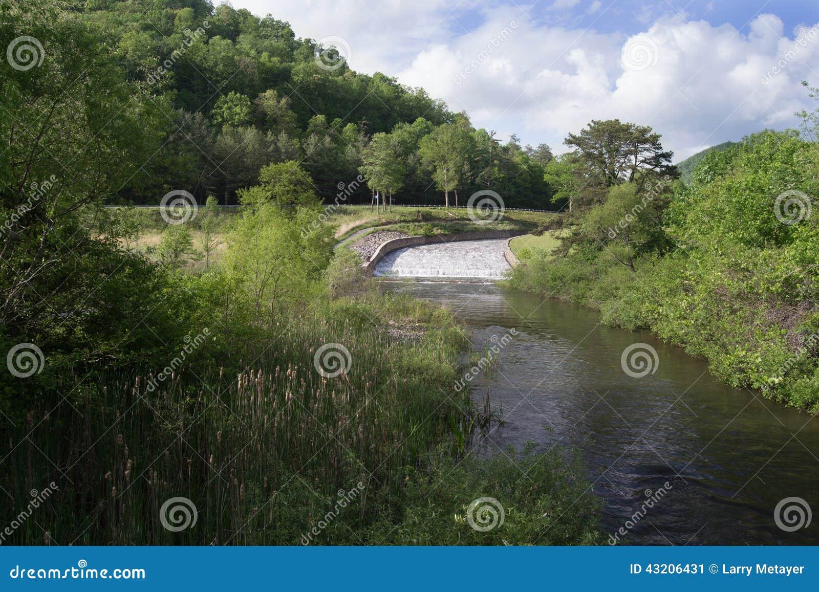 Download Berg Sjöutskov I Virginia, USA Fotografering för Bildbyråer - Bild av resurs, southwest: 43206431