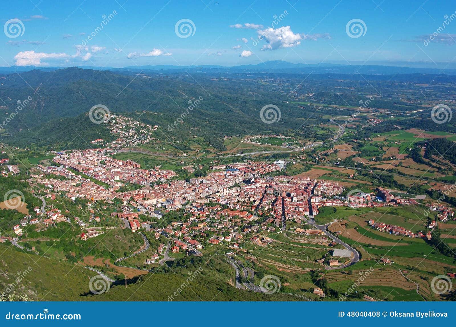 Berga City
