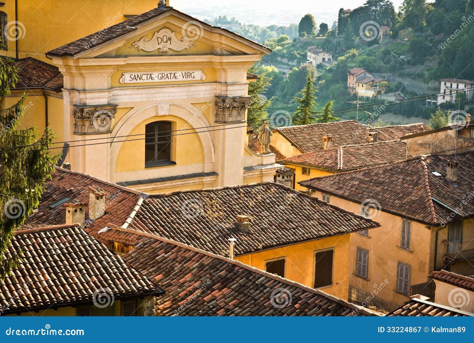 Bergamo Santa Grata Church
