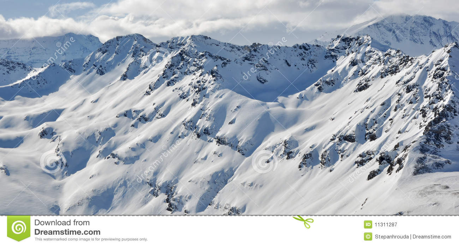 Berge (Alpen)