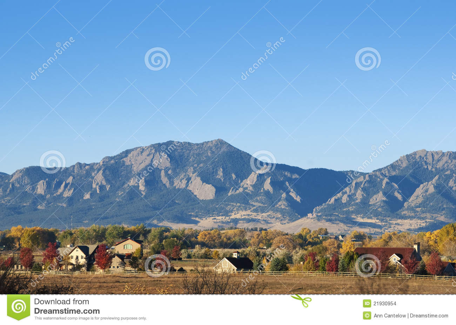Bergen en Landbouwbedrijven
