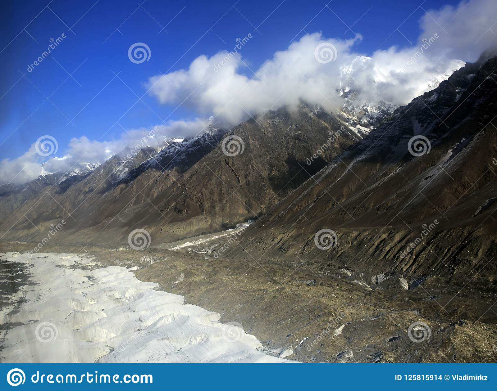 Bergen van Centraal Tien Shan