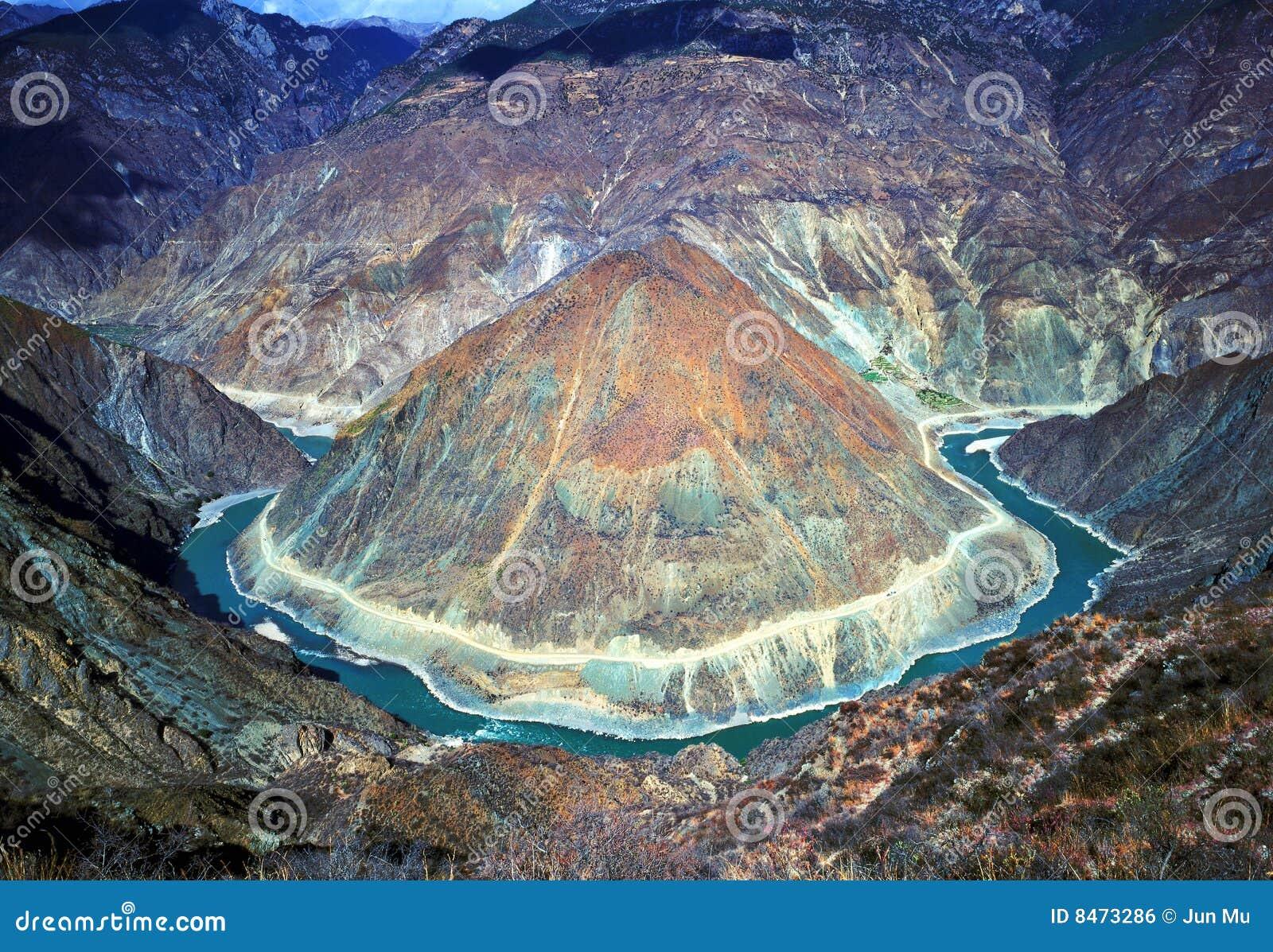 Bergfloder