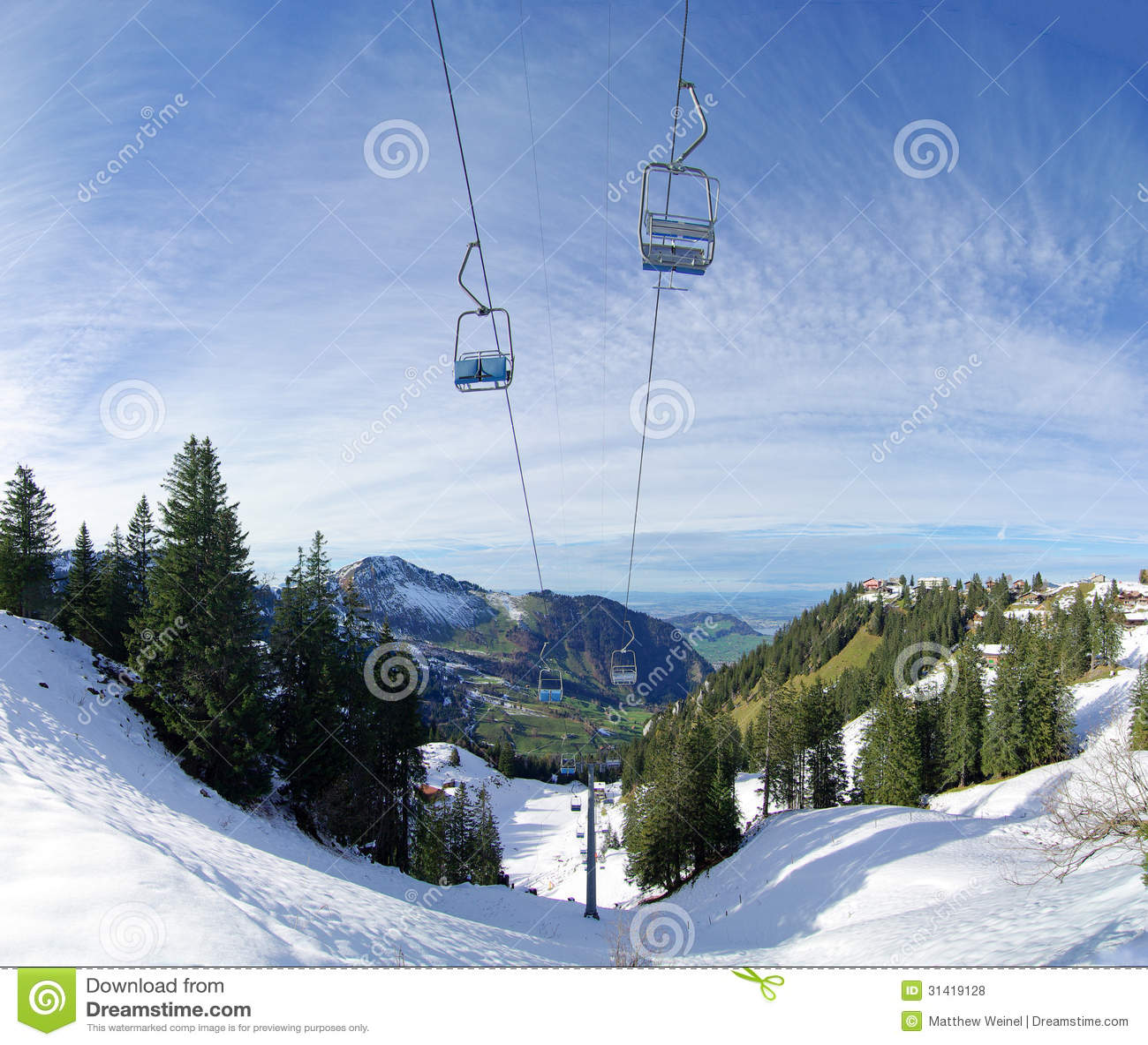 Berghellingsstoeltjeslift