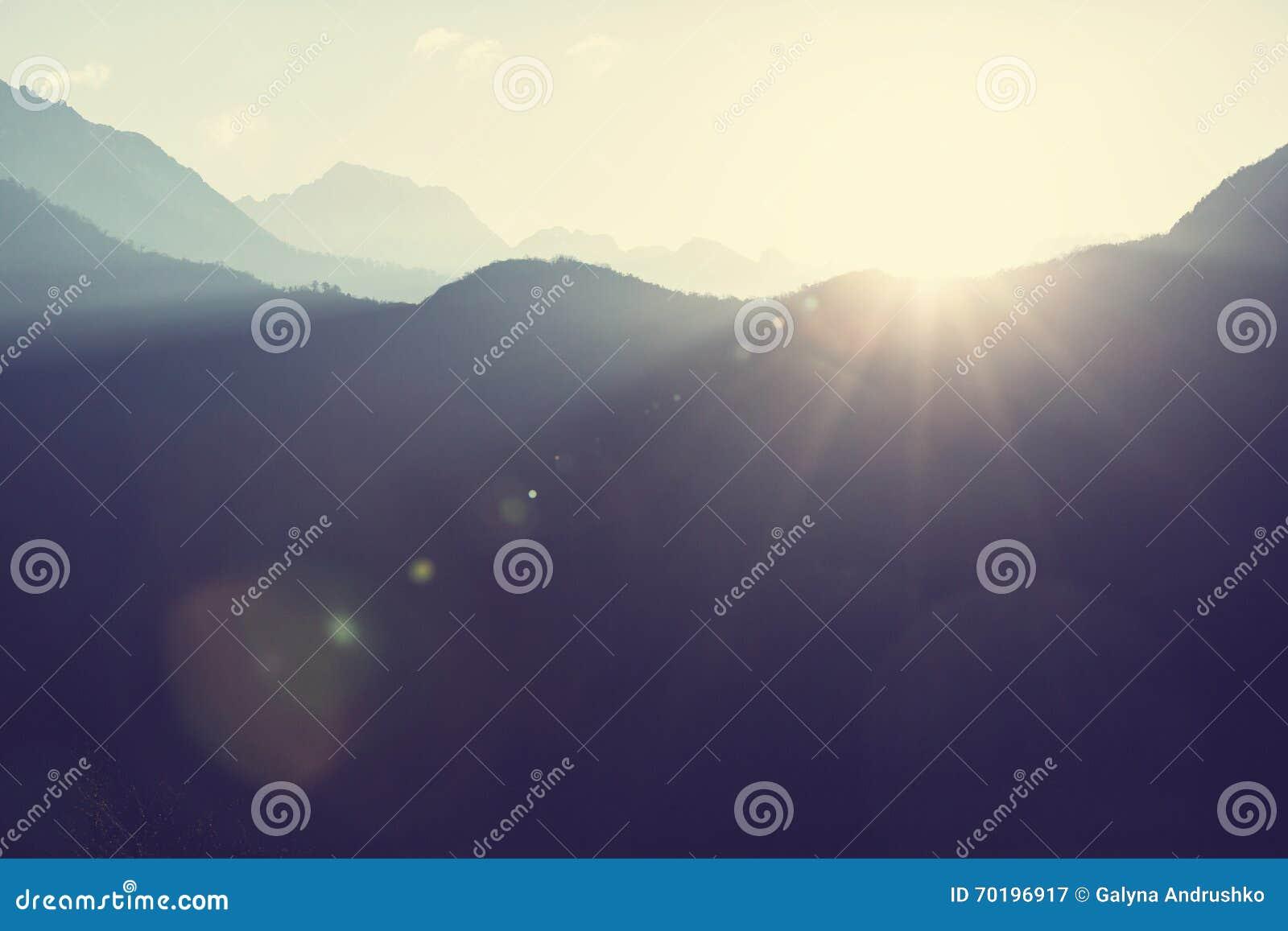Bergkontur