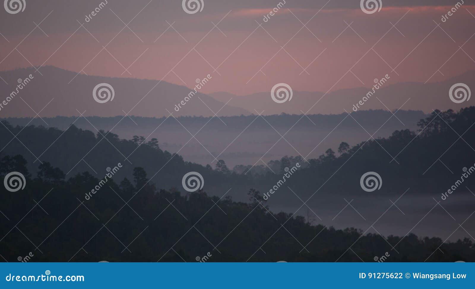 Bergmorgon
