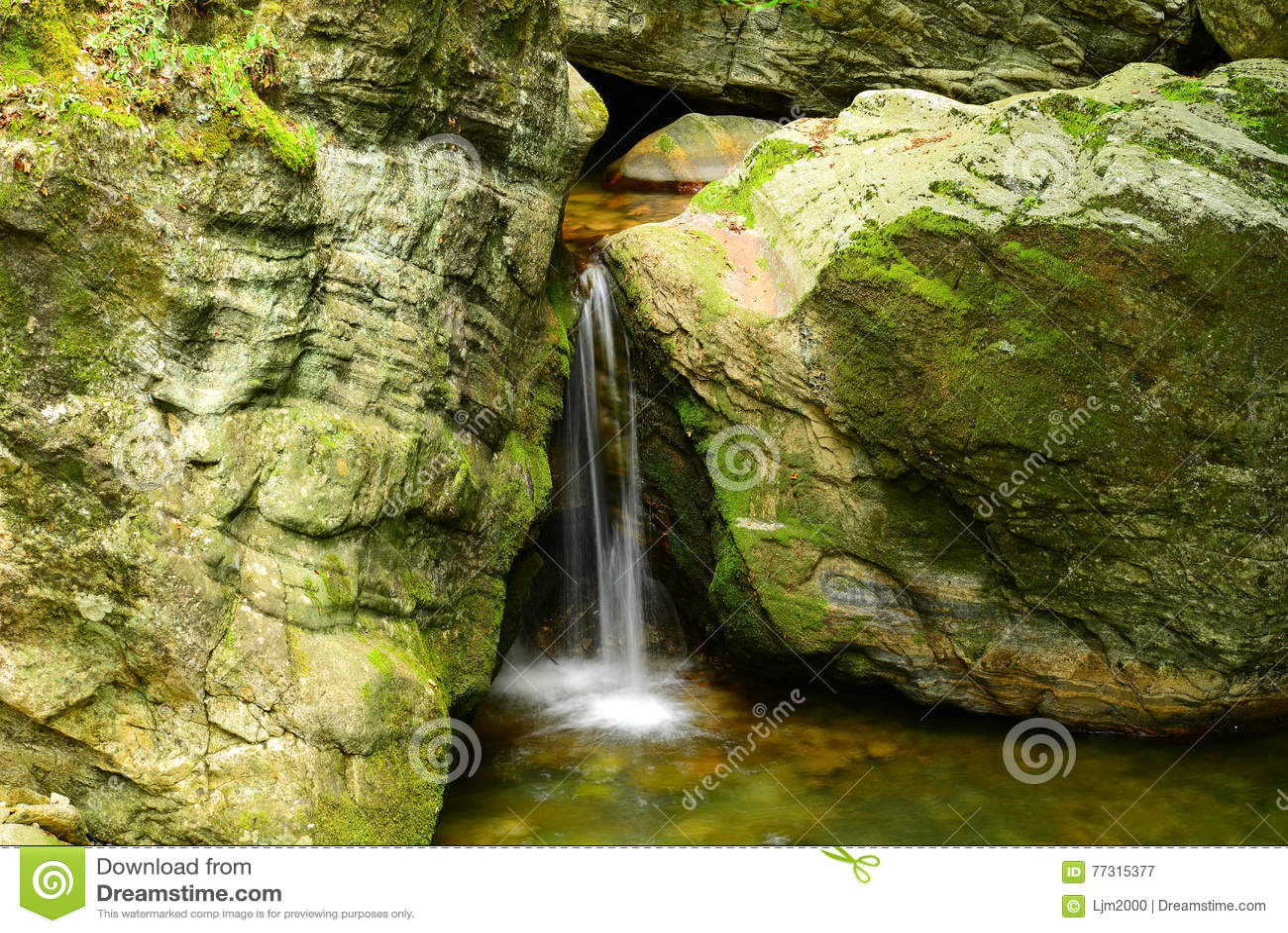 Bergvårvatten