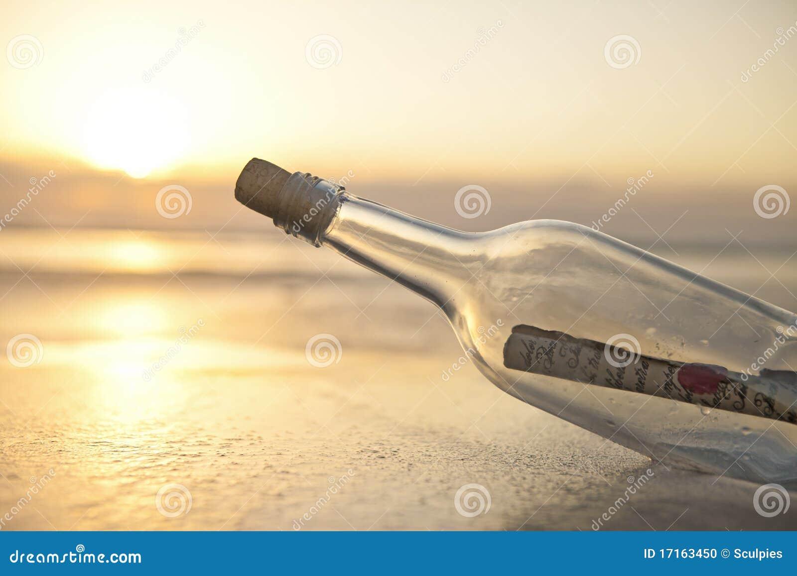 Bericht in een fles