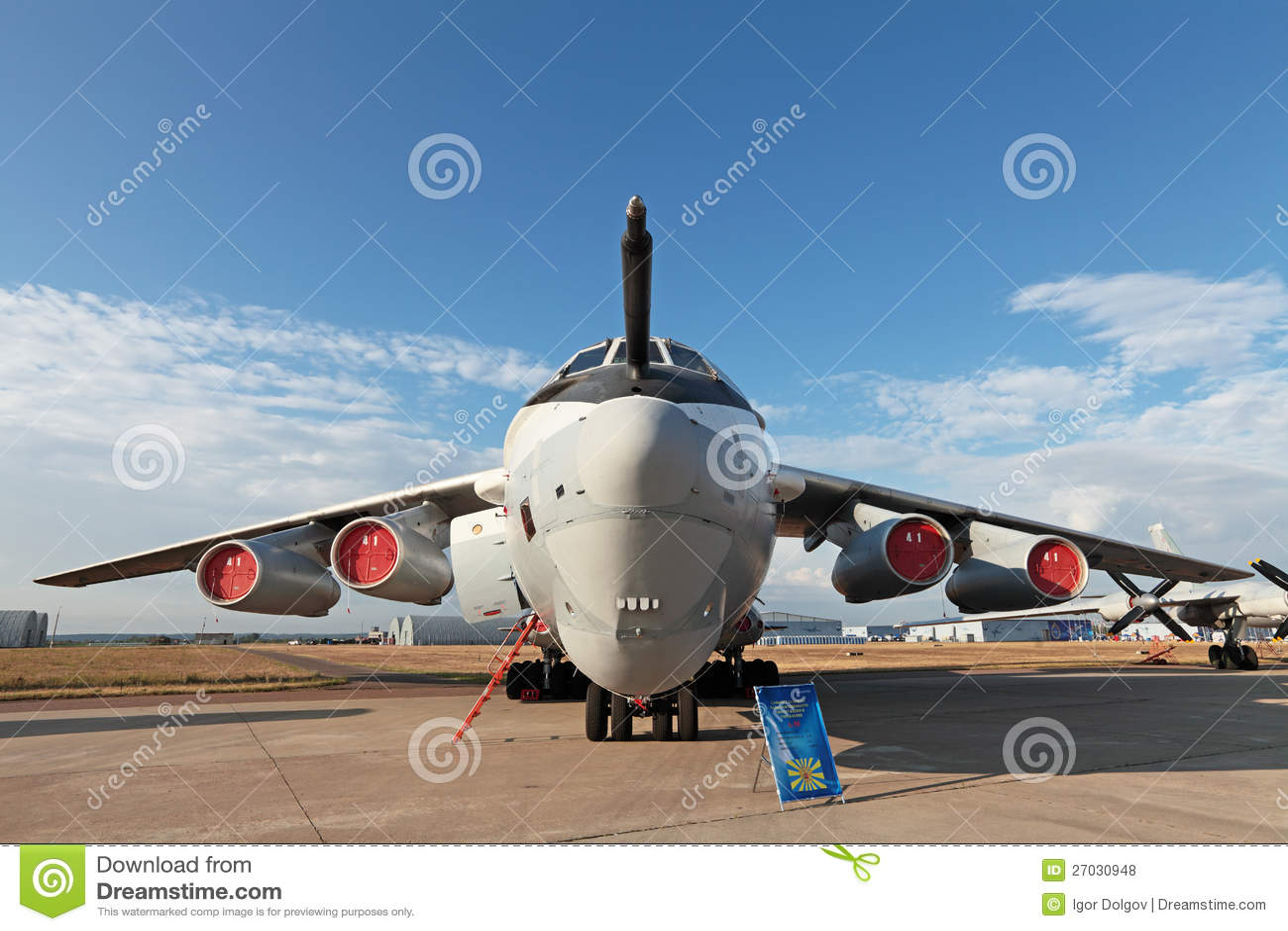 Beriev A-50 (AWACS)