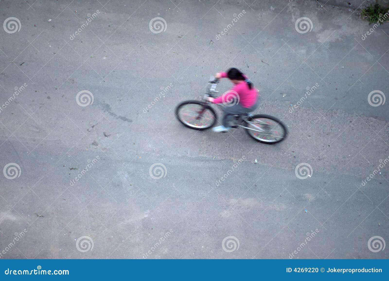 Berijdende fiets