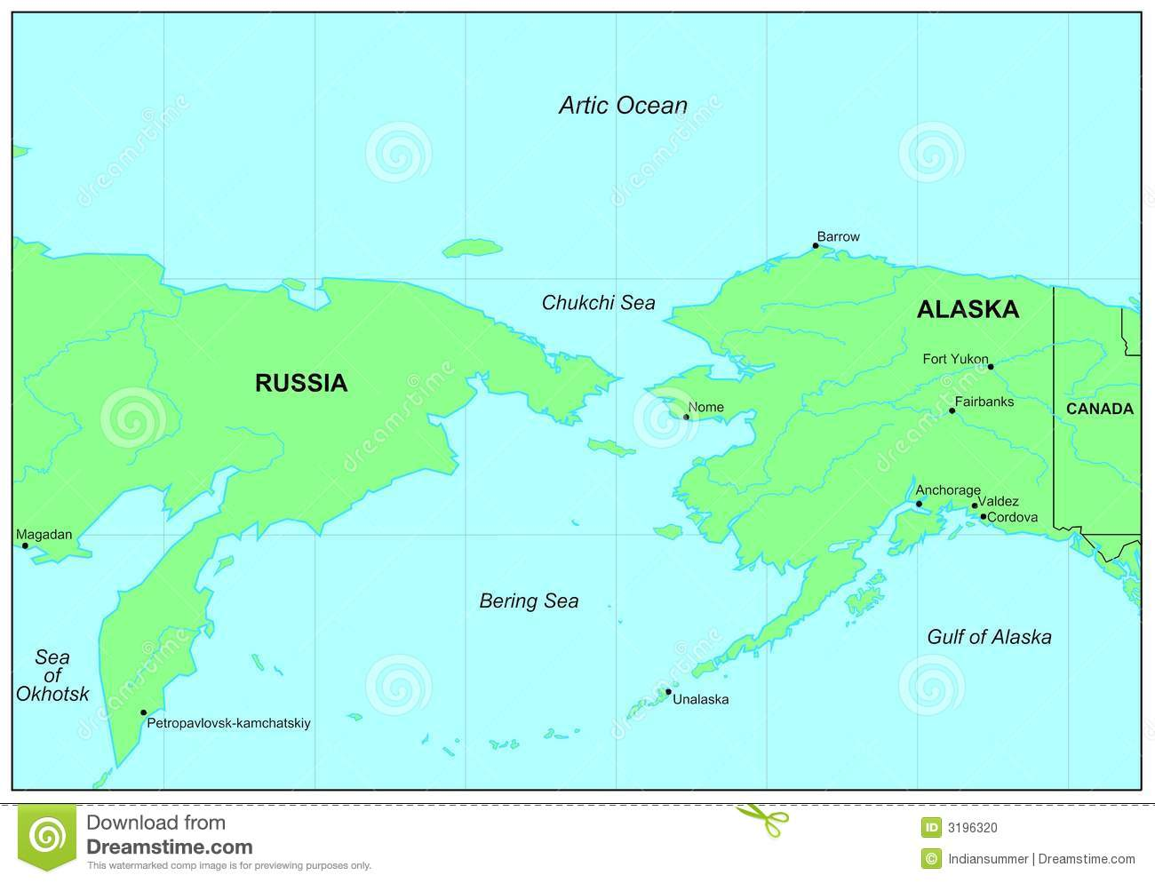 Picture of: Map Bering Sea Stock Illustrations 66 Map Bering Sea Stock Illustrations Vectors Clipart Dreamstime