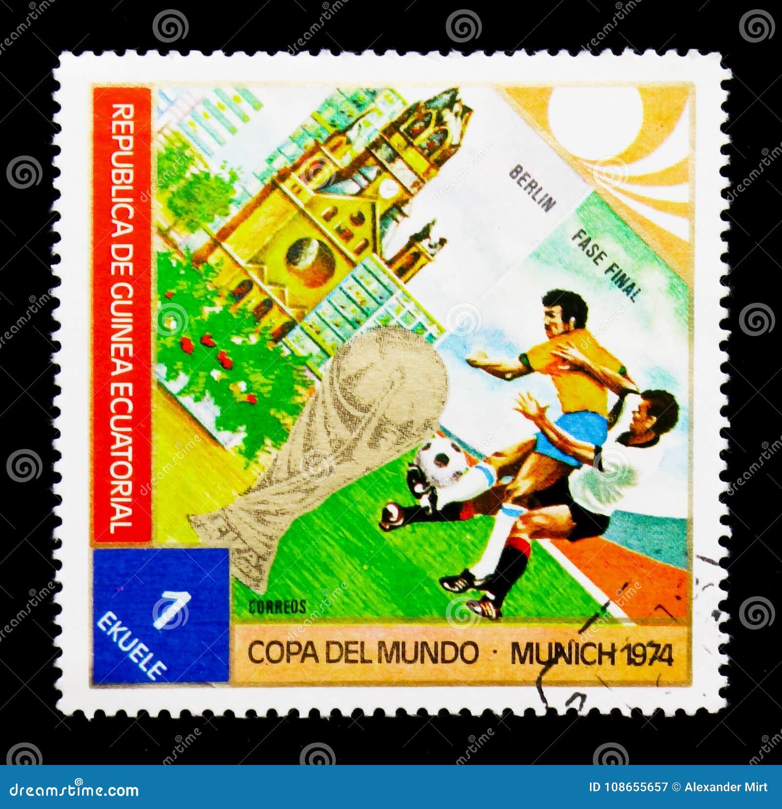 Berlín, fútbol Munich, serie del mundial de las ciudades del finalista, circa