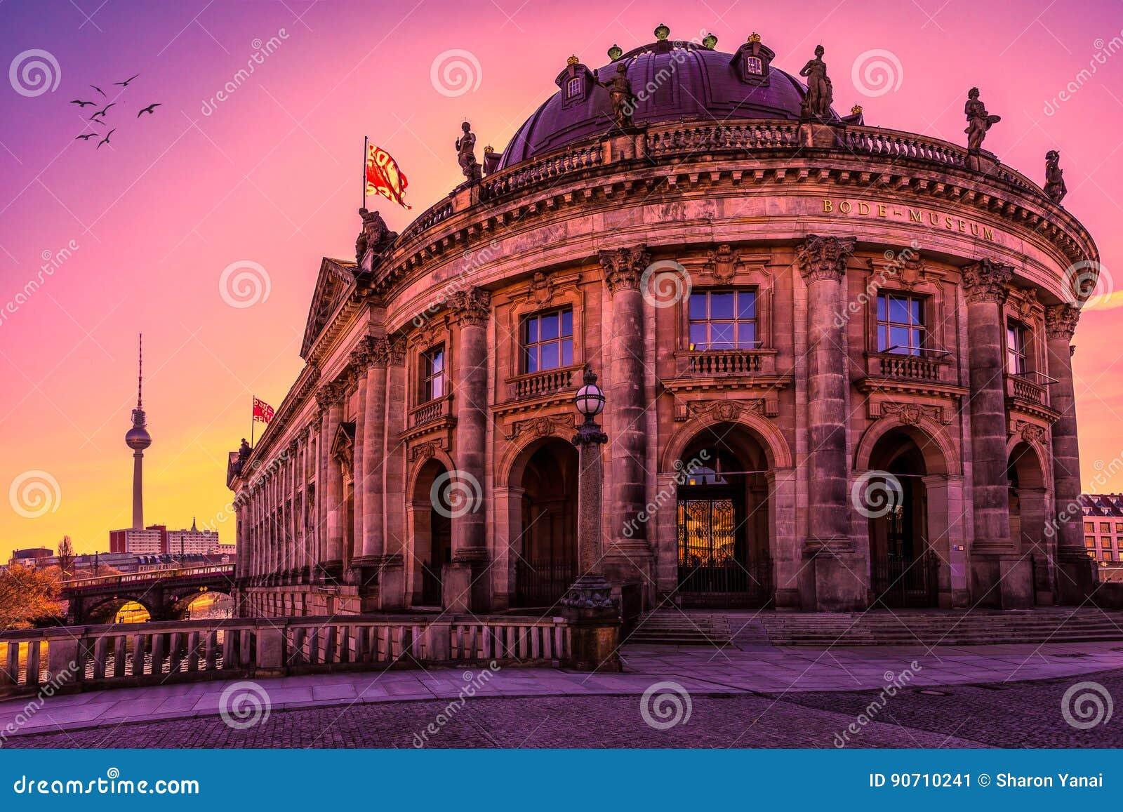 Berlin bode музей
