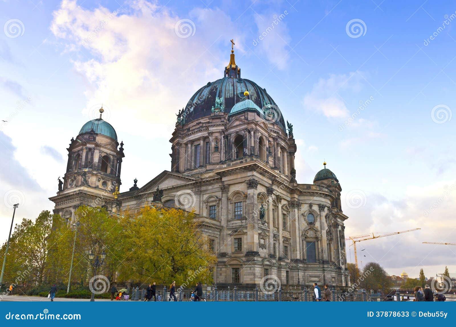 Berlin Cathedral (Berliner Dom), Berlijn, Duitsland