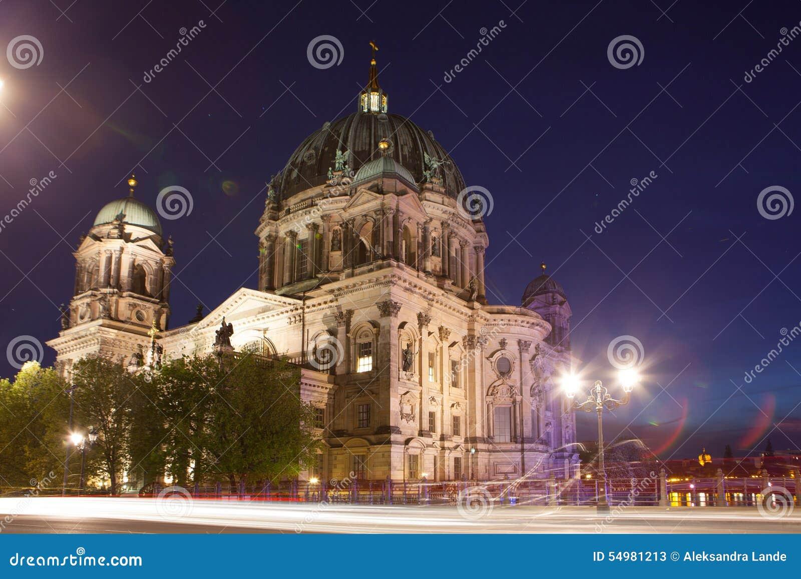 Berlin Cathedral (BerlinerDom), Berlin