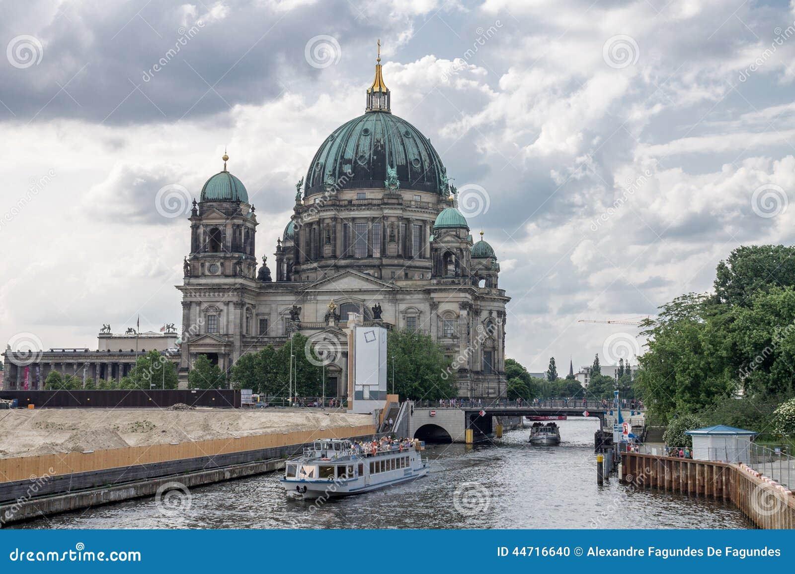 berlin cathedral editorial image image 44716640. Black Bedroom Furniture Sets. Home Design Ideas