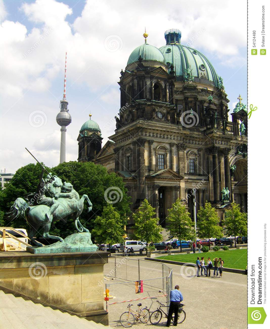 berlin cathedral held by the protestant congregation editorial
