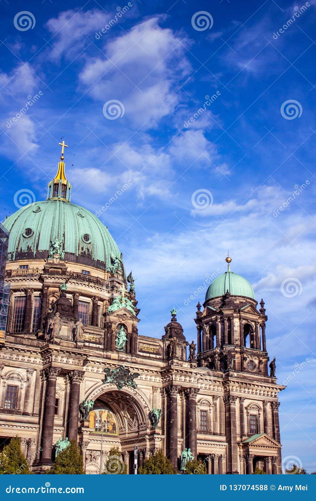 Berlin Cathedral i Tyskland