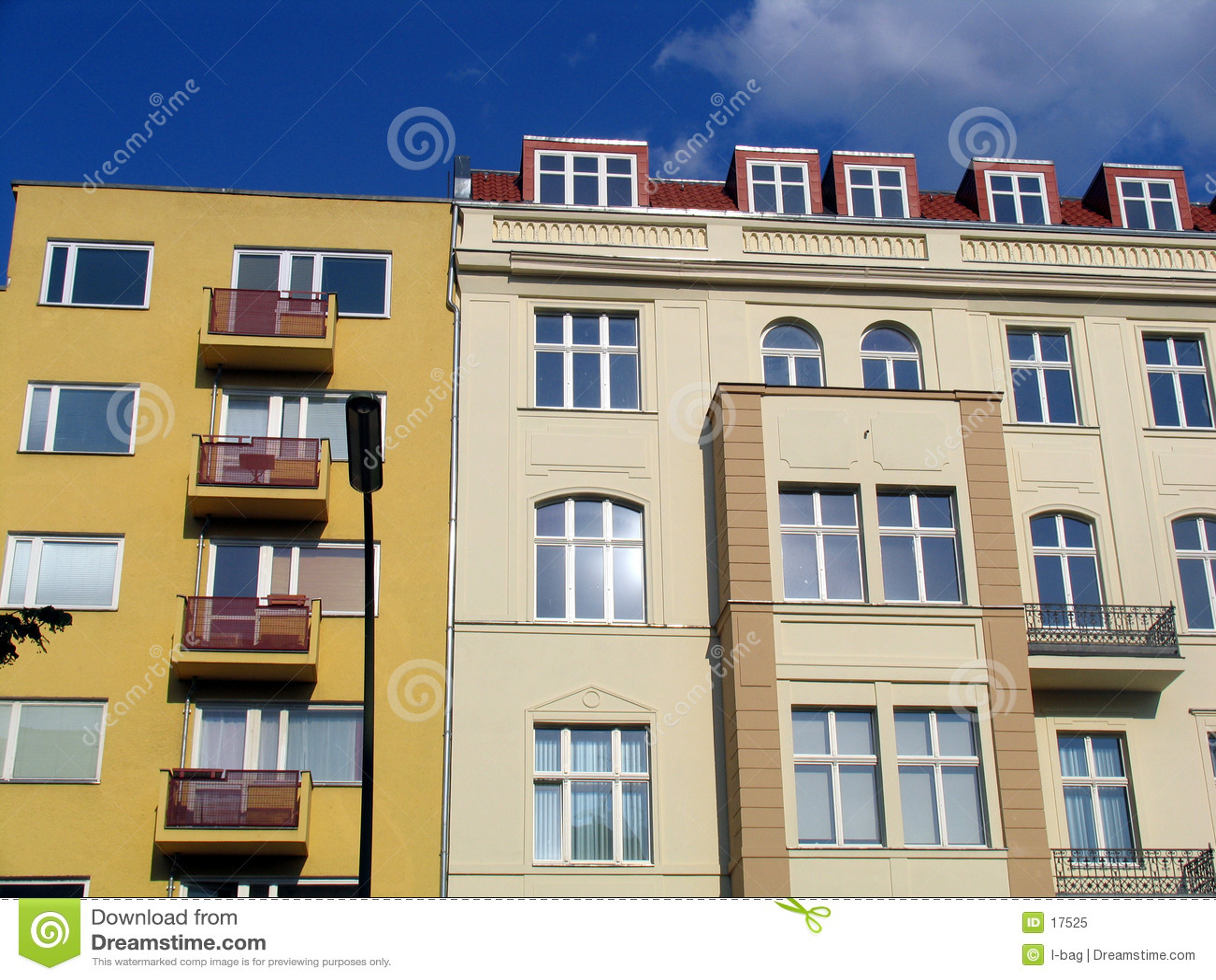 Berlin flats