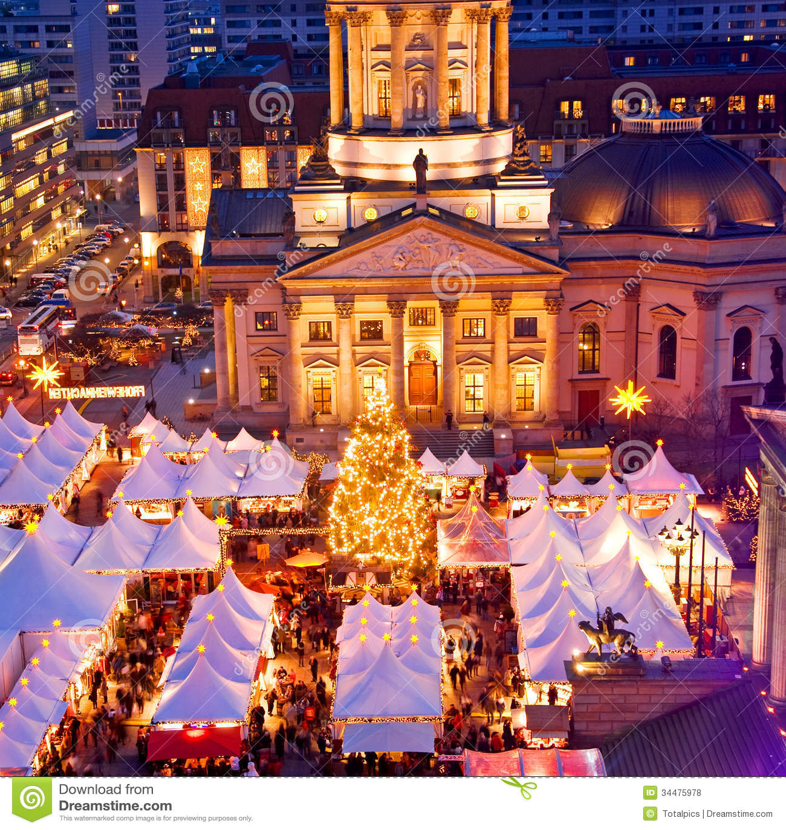 christmas market berlin 2018