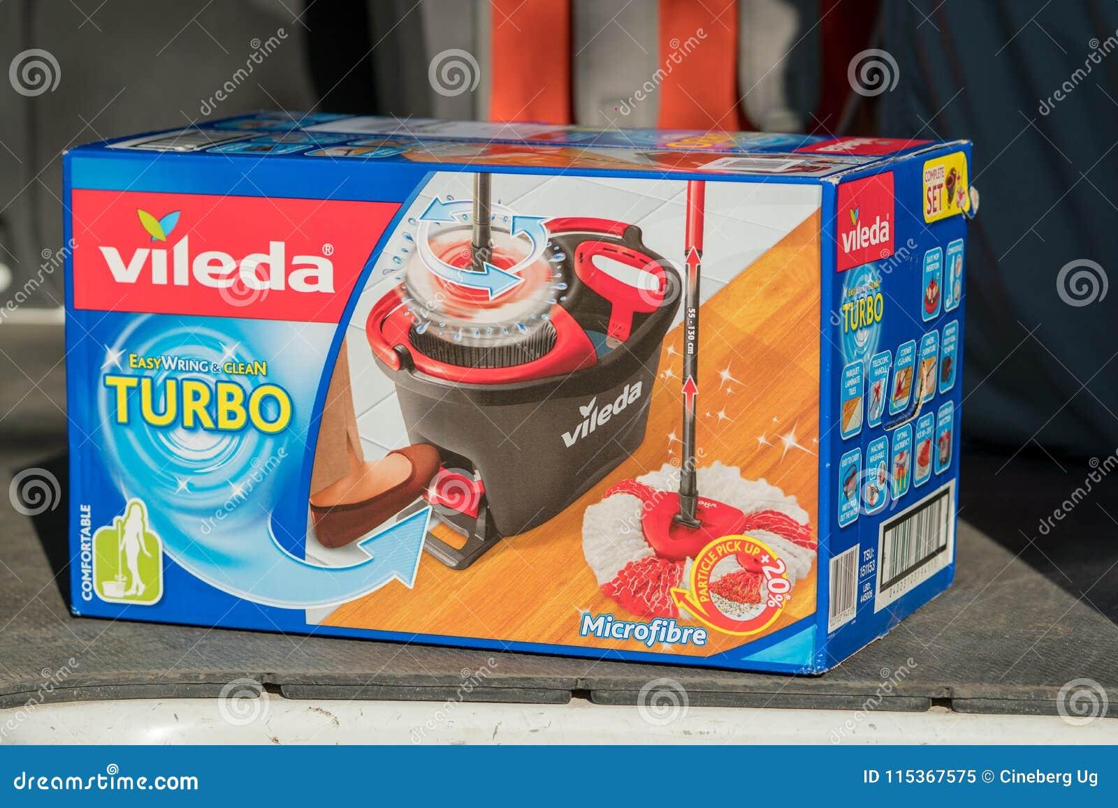 Vileda Turbo Mop Editorial Image Image Of Equipment 115367575