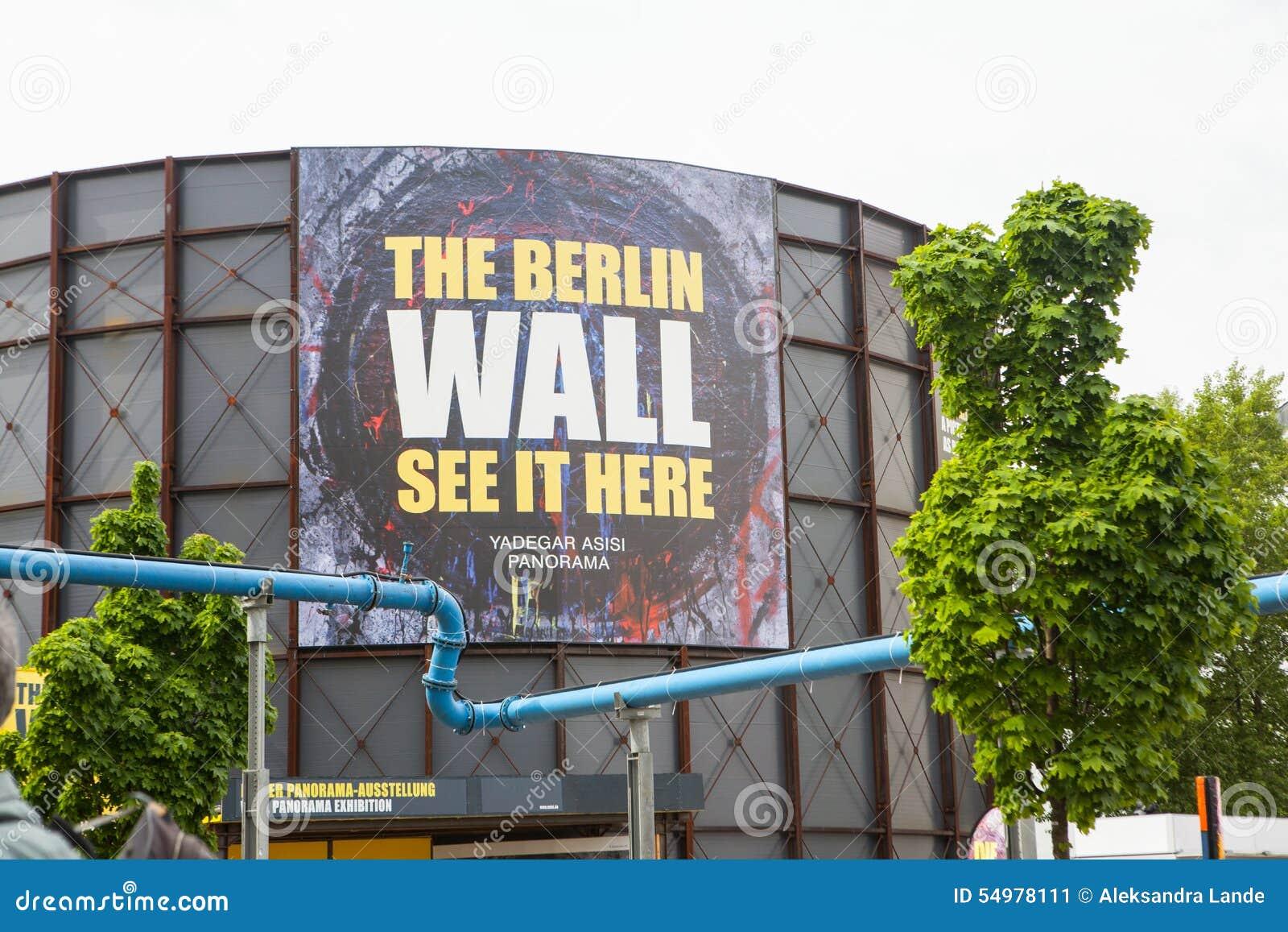 Berlin germany charlie testpunkt