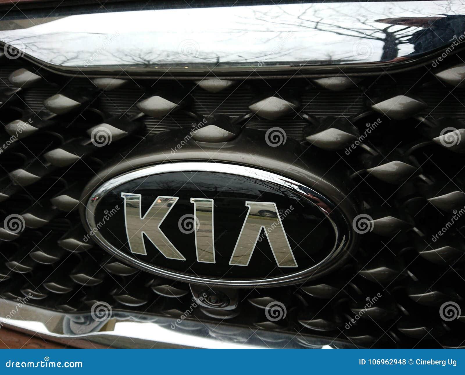 Kia car logo editorial stock photo image of motors 106962948 kia car logo motors modern biocorpaavc Image collections