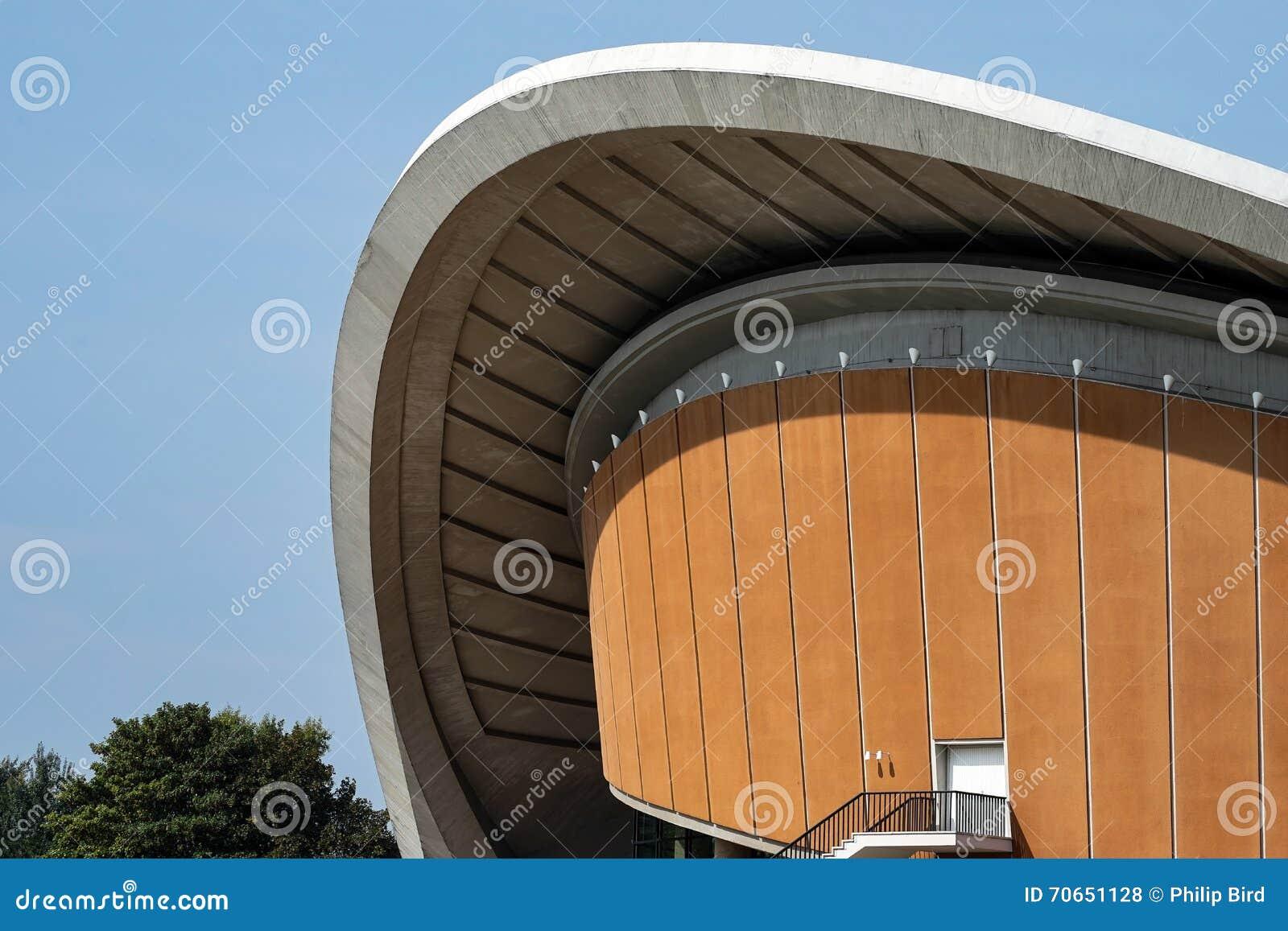 BERLIN, GERMANY/EUROPE - WRZESIEŃ 15: Dom Światowy Cultu