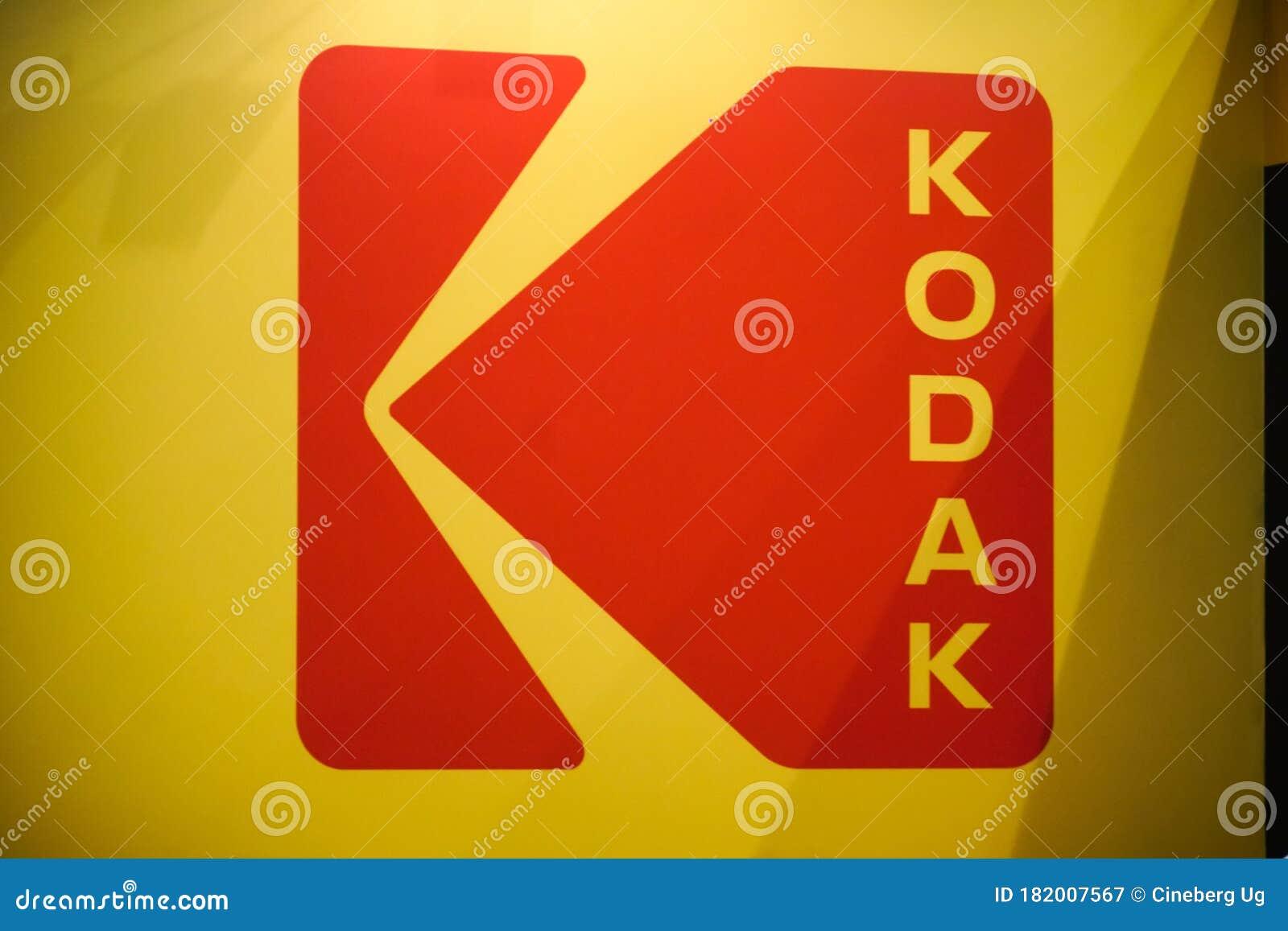 Kodak Emblem Editorial Photography Image Of Technology 182007567