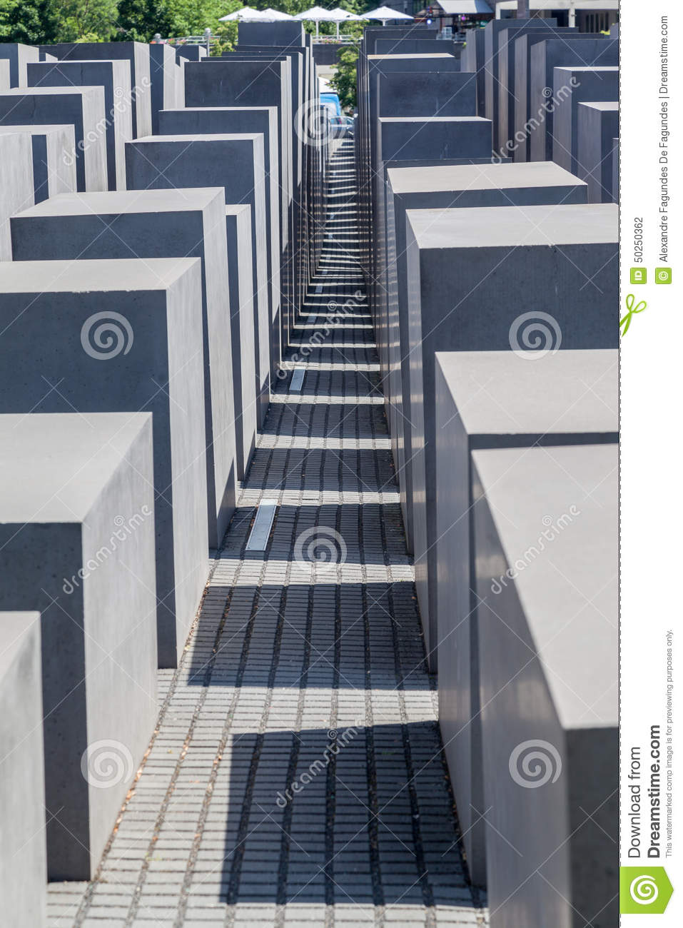 Berlin Holocaust Memorial Germany