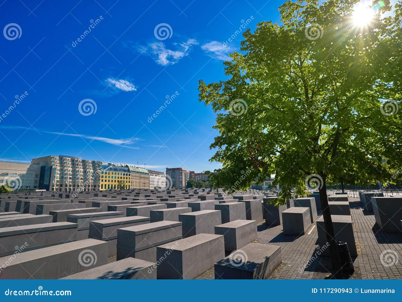Berlin Holocaust Memorial a los judíos asesinados