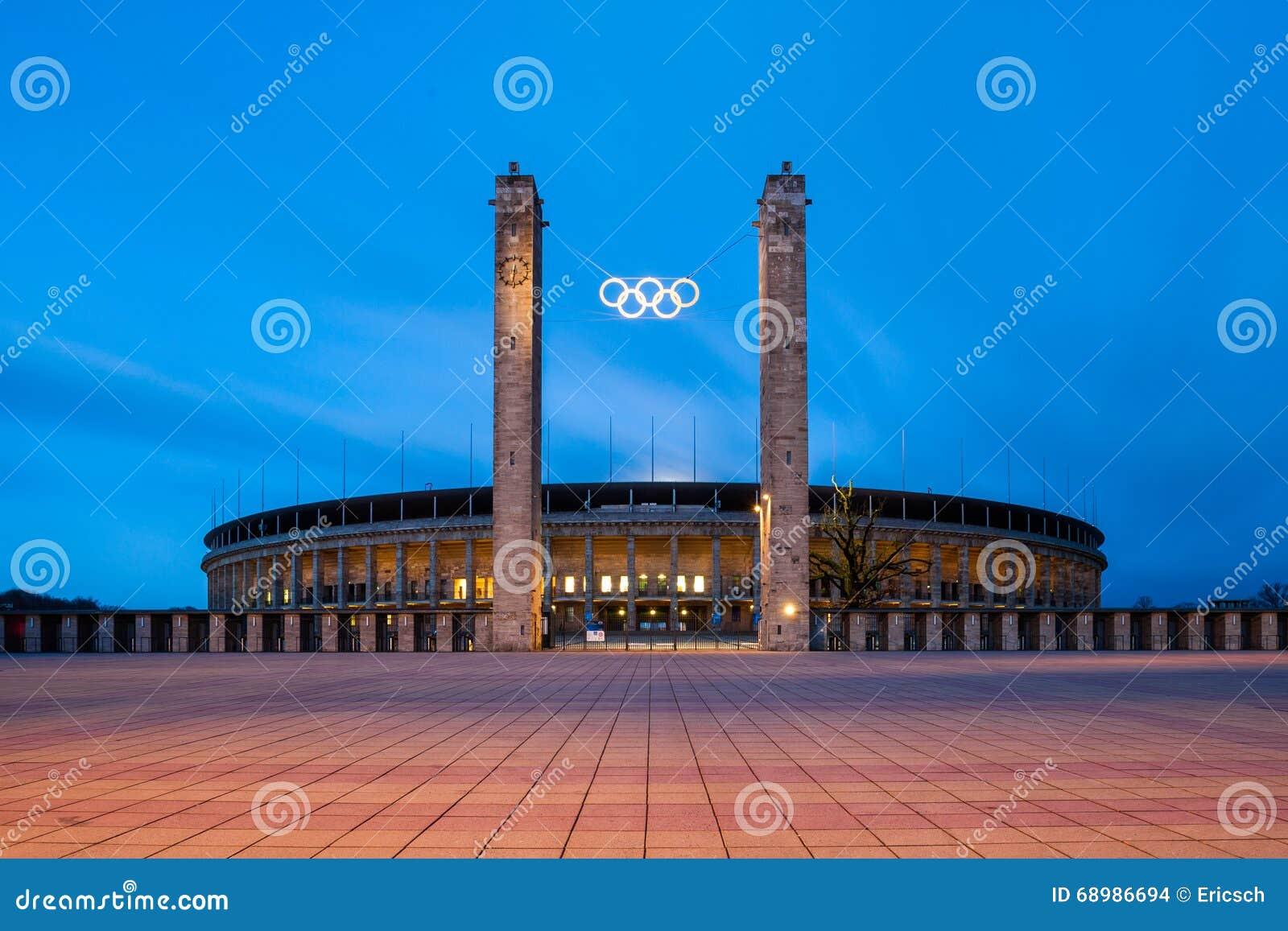 Berlin Olympic Stadium (Olympiastadion)