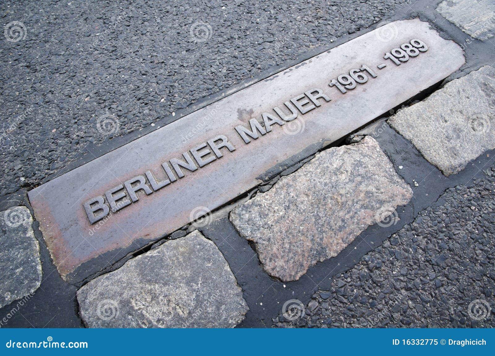 Berlin Wall (Berliner Mauer) Royalty Free Stock Photo ...
