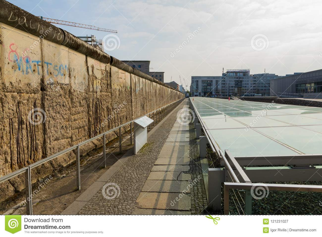Berlin Wall Museum en Alemania