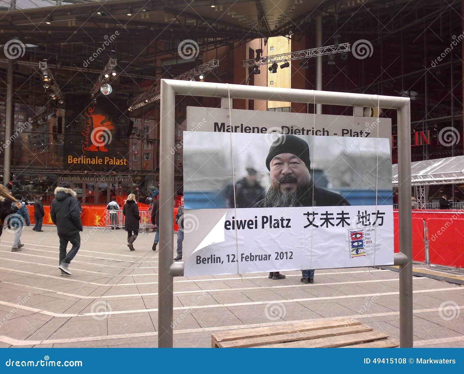 Download Berlinale-Filmfestival redaktionelles stockfoto. Bild von politik - 49415108