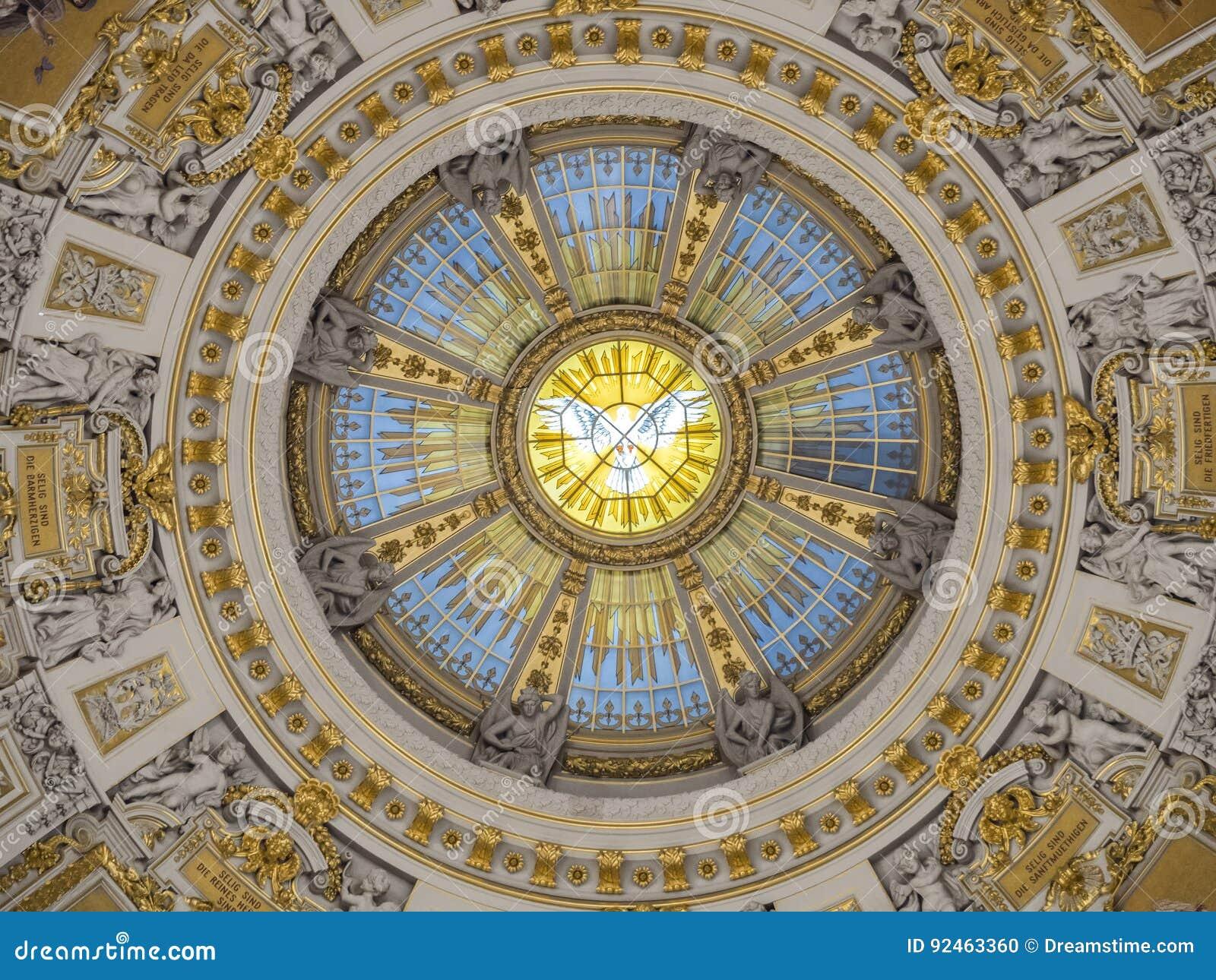 Berliner Dom - Kathedraal van Berlijn, Duitsland