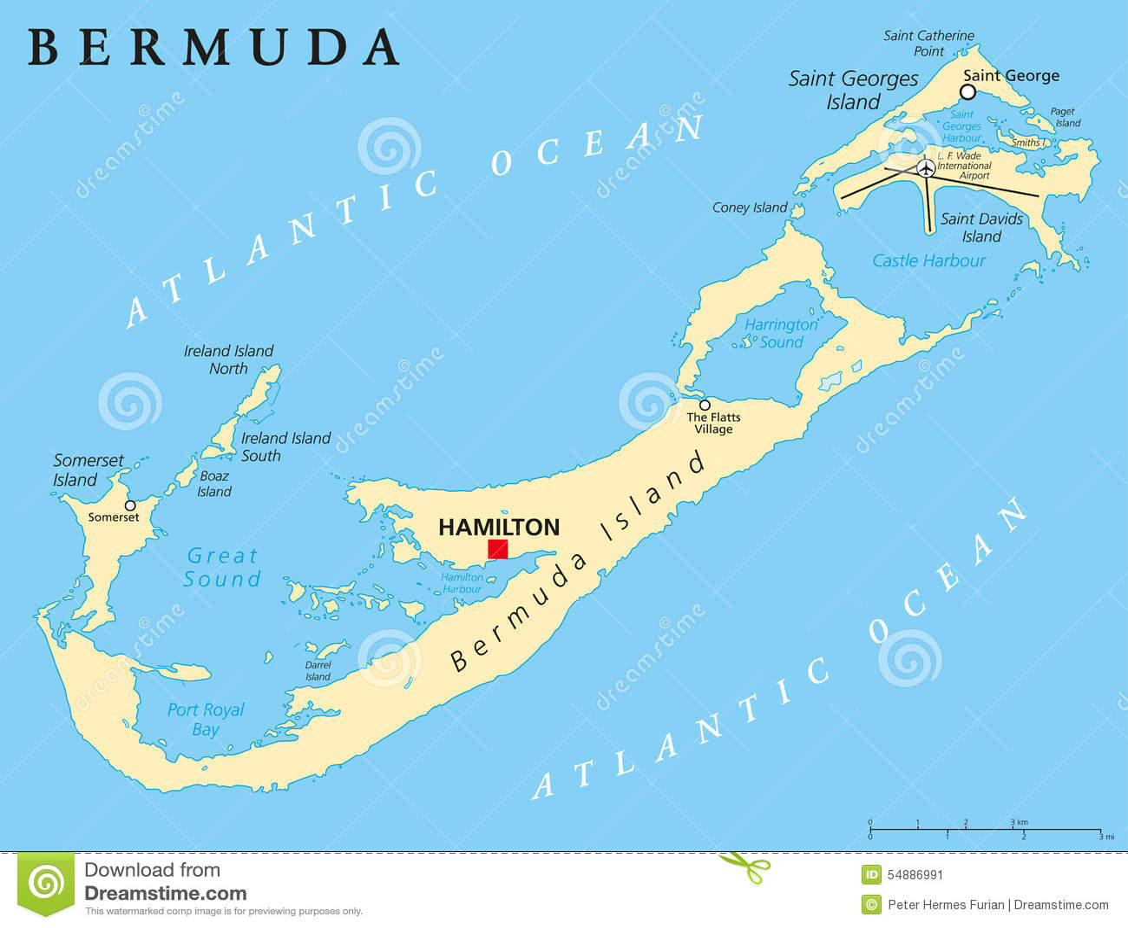 BBC News - Regions and territories: Bermuda