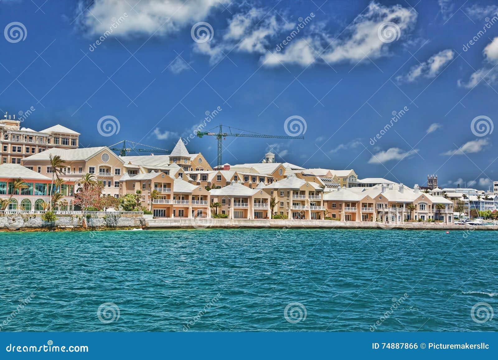 Bermuda Waterfront Condos