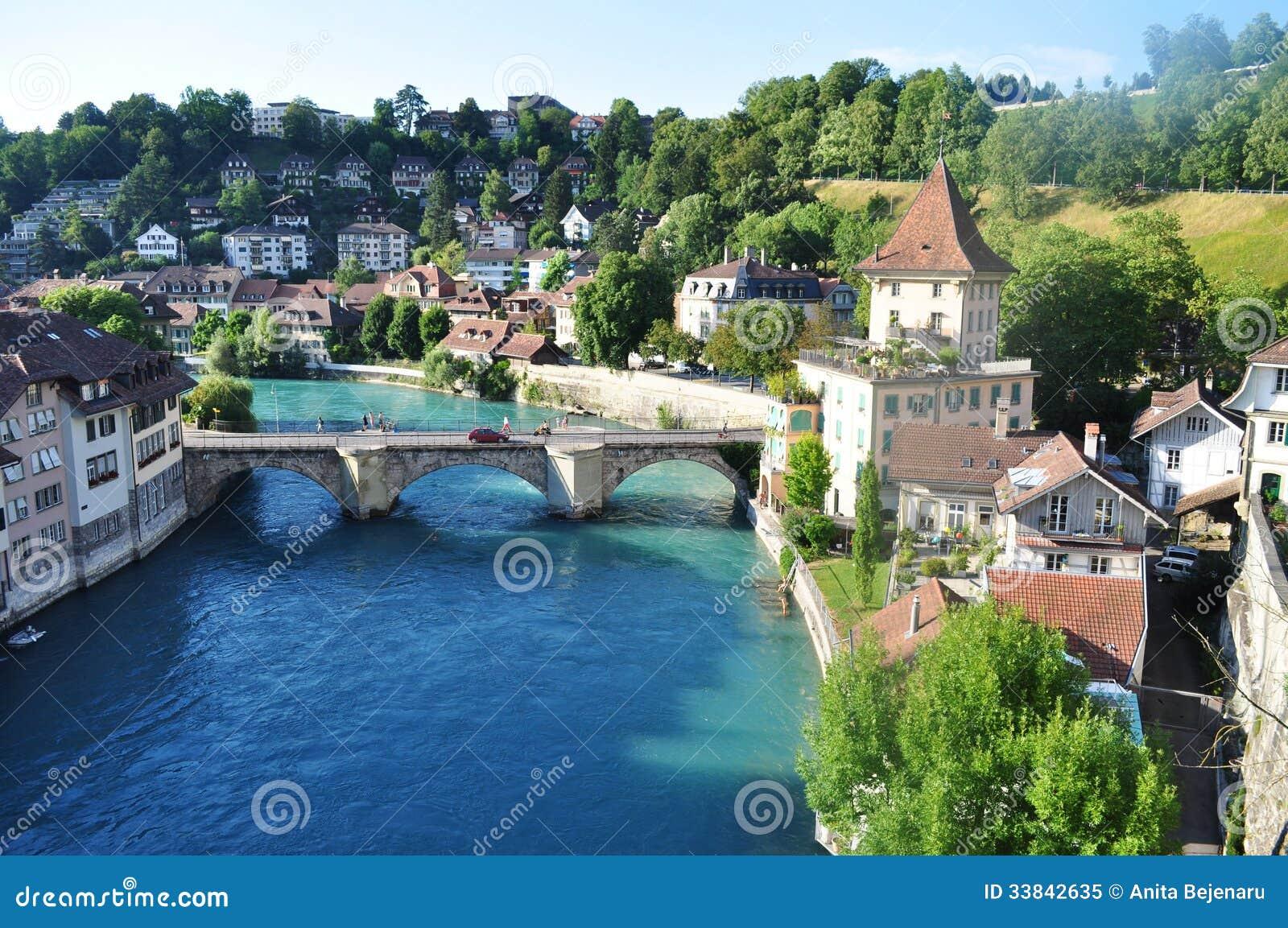 Bern, die Schweiz