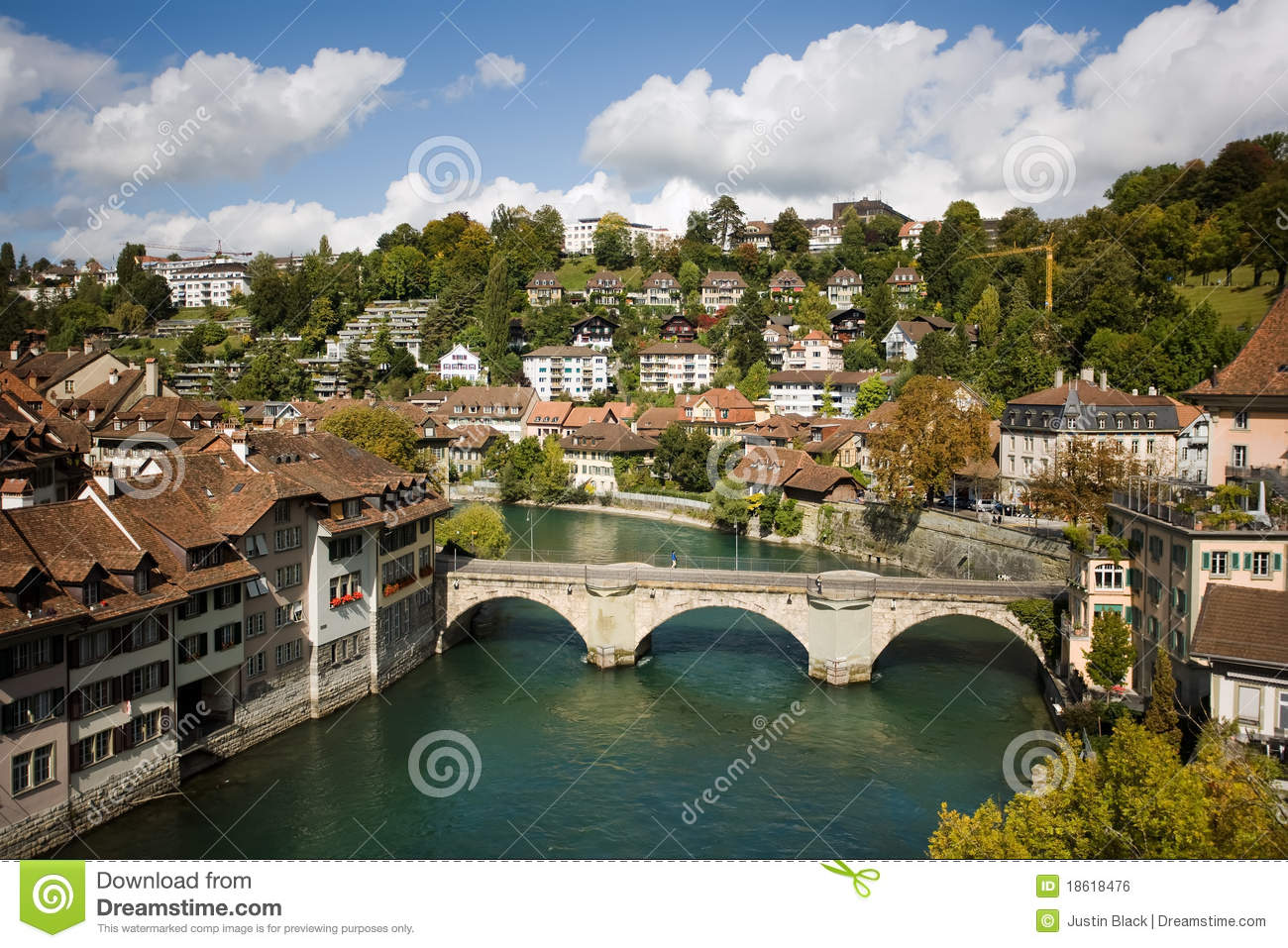 Bern Switzerland  city pictures gallery : Bern, Switzerland Royalty Free Stock Image Image: 18618476