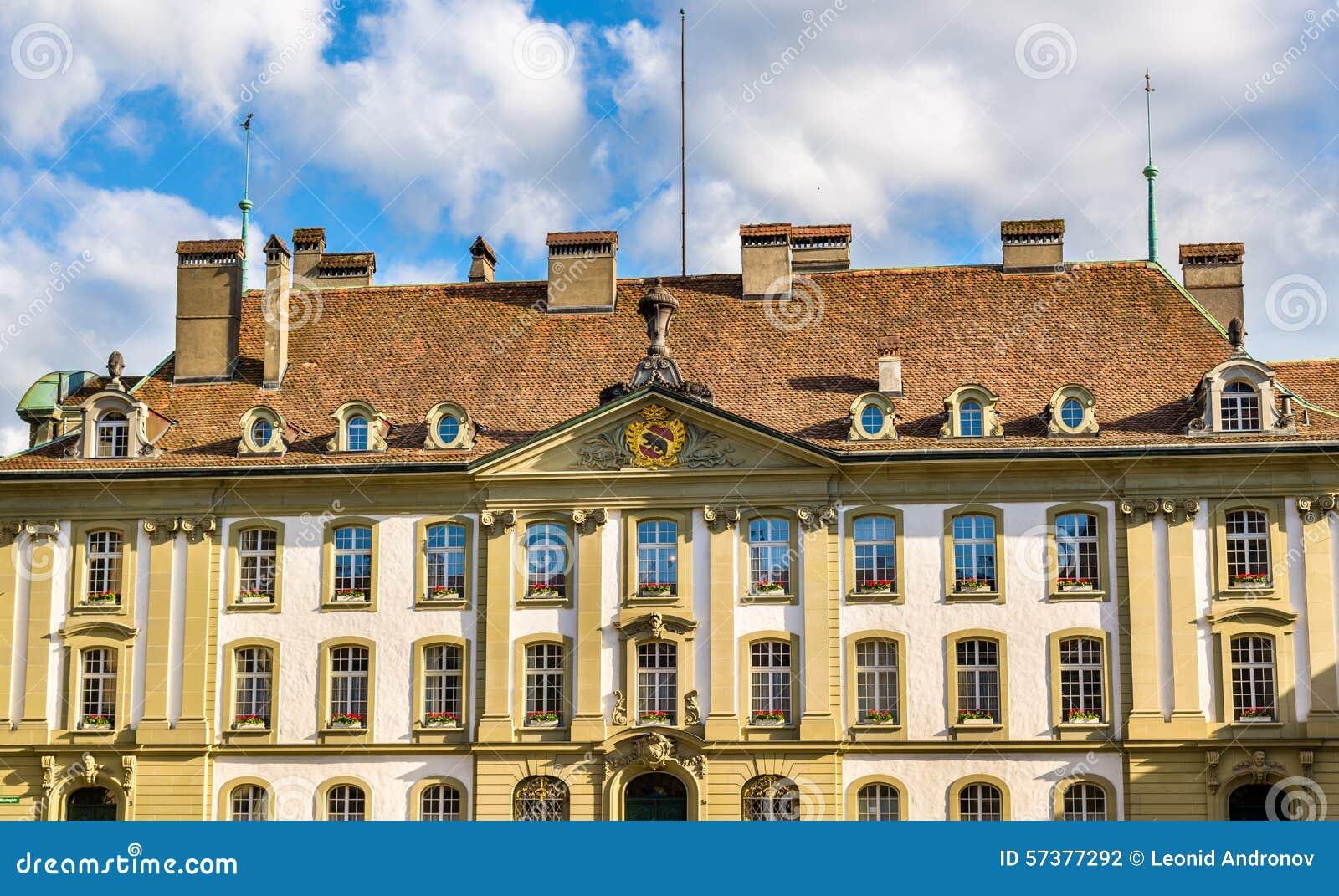 Berne rozwoju gospodarczego agencja, historyczny budynek