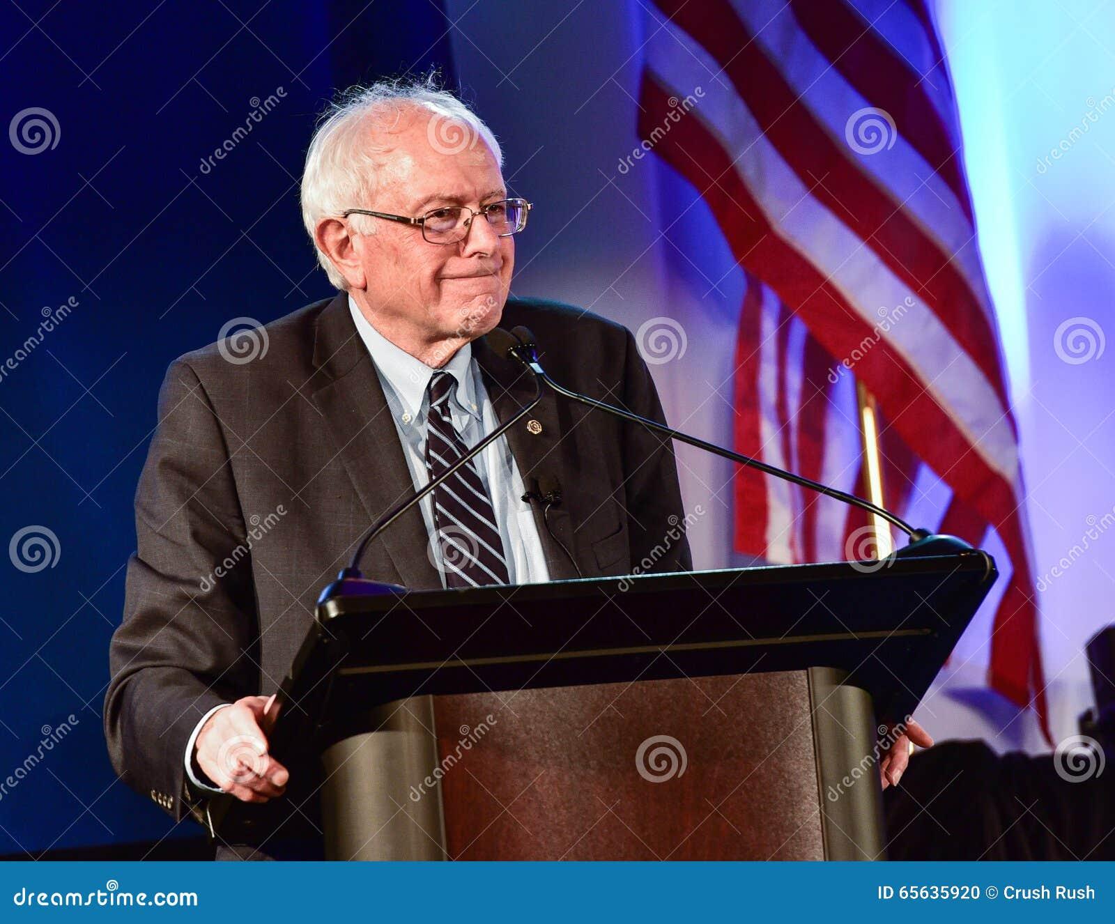 Bernie Sanders - Allen University