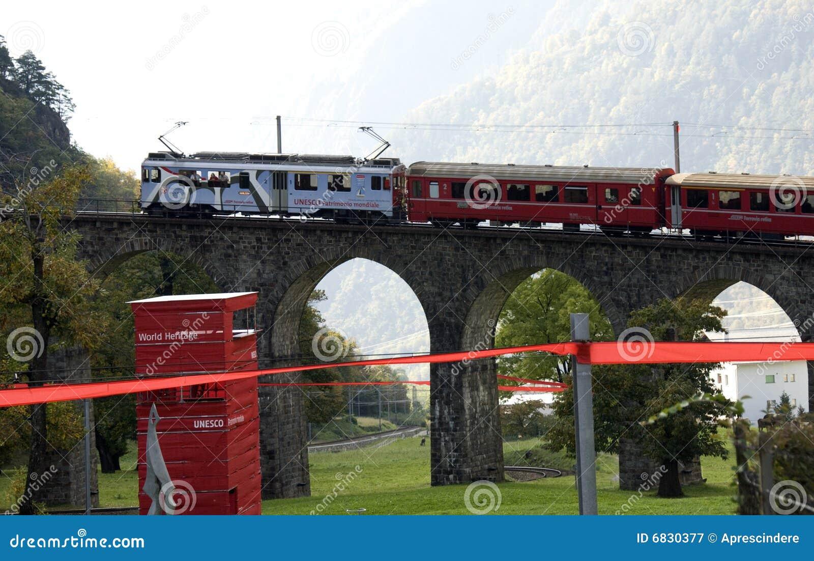 Bernina快速遗产科教文组织世界