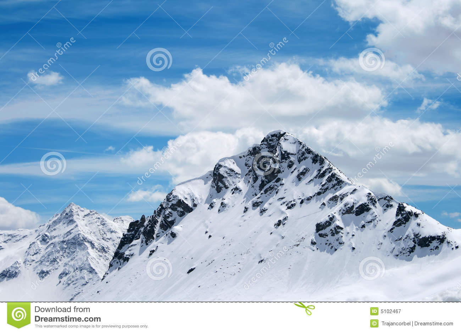 Bernina Group (Swiss Alps)