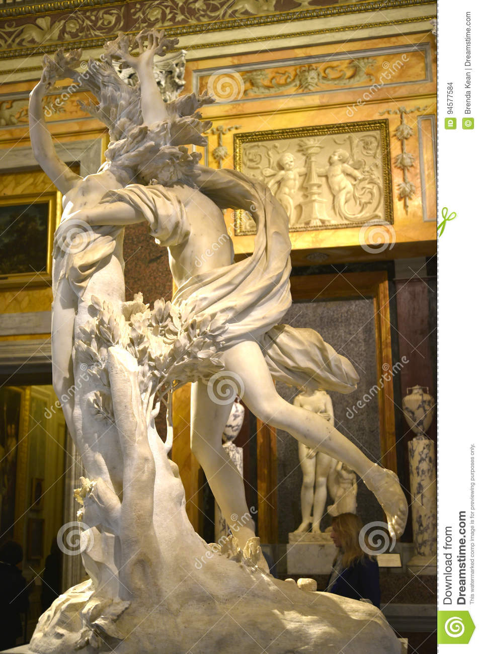 Www Bartocci Porte Finestre It bernini statue in the galleria borghese rome italy editorial