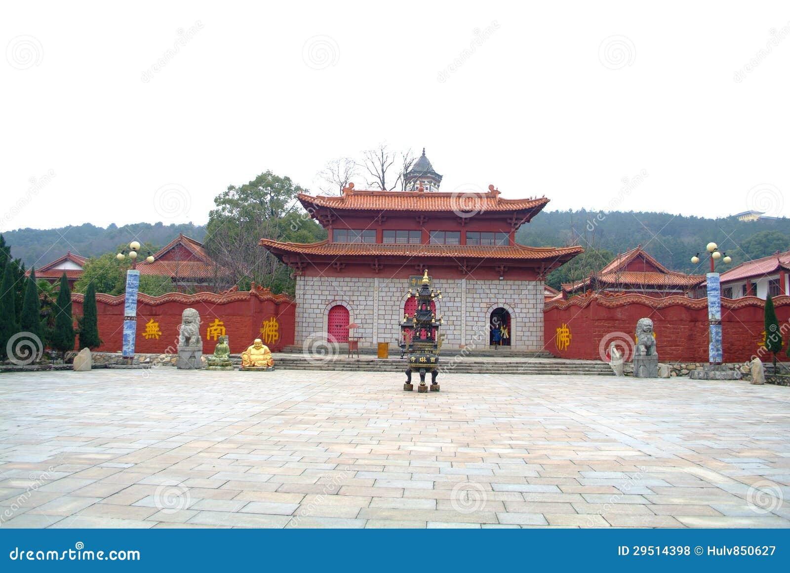 Beroemdste tempel in China